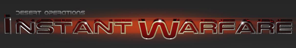 Instant Warfare Logo