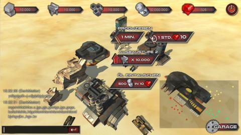 Instant Warfare Screenshot